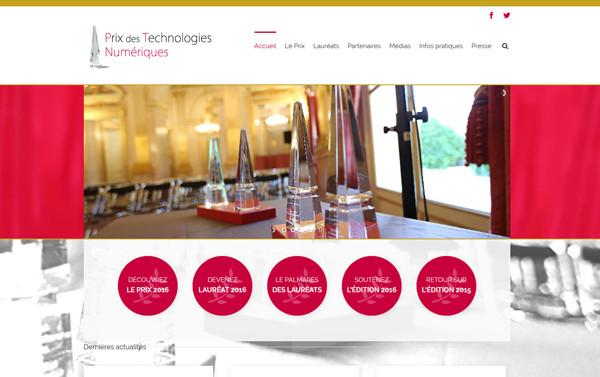 Prix des Technologies Numériques