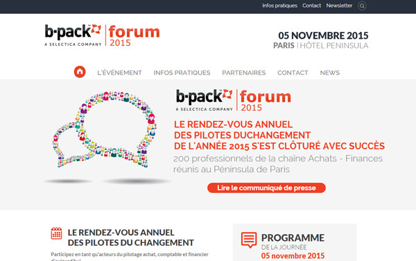 B-Pack forum